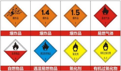 9大类危险品运输